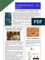 La Fundació Avuí nº1 0607