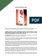 Mentransformasi UMNO