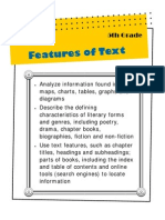 Features of Text