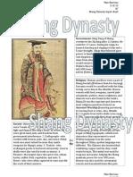 master shang dynasty input