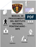 Inpe-manual de Proced. Benef. Penit.2008