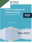 guia manejo Newton bolivia impuestos.pdf