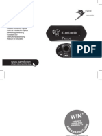 Kit Bluetooth Para Instalacao Auto MKI9100 Parrot