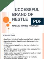 Successful Brand of Nestle
