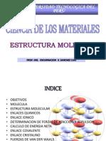 1. Estructura Molecular Materiales-1de2