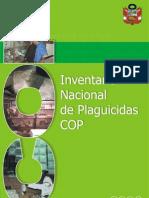 Inventario Nacional de Plaguicidas