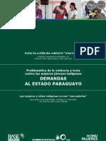 Demandas Al Estado Paraguayo - Paraguay - PortalGuarani