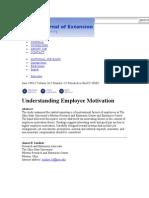 motivarea angajatilor