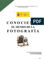 CONOCIENDO EL MUNDO DE LA FOTOGRAFIA PROYECTO ARCE