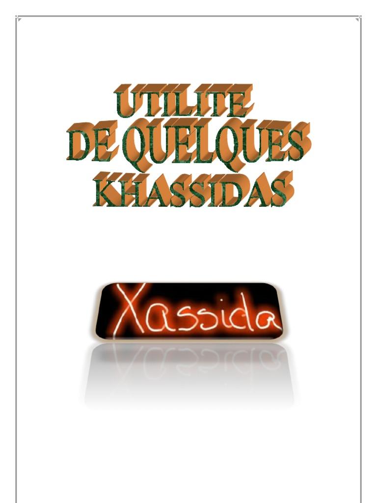 KHASSAIDE GRATUIT TÉLÉCHARGER MOURIDE