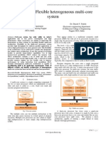 Paper 27-Scalable and Flexible Heterogeneous Multi-core System