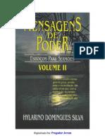 Hylarino Domingues Silva - Mensagens de Poder - Vol. 2