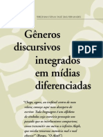 Gêneros discursivos integrados