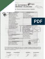 Acta Comité Autonómico Tragsa-CV 11-03-2013