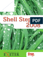 Shell Step Exeter Brochure 2008