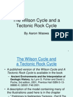 Plate Tectonic and Wislon Cycle2