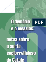 O Demonio e o Messias (MAIS RECENTE)