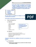 Ejemplo de cómo realizar un diagrama experimental_2012-II