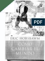I Como Cambiar El Mundo Eric Bobsbawm