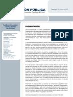 1. Informe Sondeo Marzo 2006 PUCP