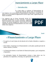Financiera 2 Fuentes de Financiamiento a Largo Plazo