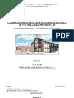 2013-PACMA001_CCTP 00 Prescriptions