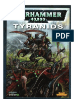 W40K Tyranids Codex SPE