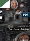 """SLSC """"Hamlet Act 1, Scene 1 Extended"""" Programme"""