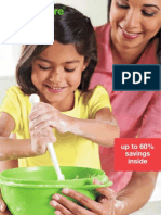 Tupperware Mid April 2013 Brochure