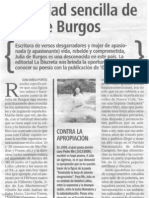 2008 Julio Diagonal Julia i