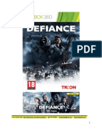 Defiance Video Game Preview - Trion Worlds - Syfy Network - FuTurXTV & Funk Gumbo Radio - 4-5-2013