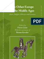 The Other Europe in the Middle Ages - Avars Bulgars Khazars and Cumans by Florin Curta & Roman Kovalev (2007)