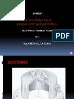 Secciones I