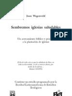Sembremos Iglesias Saledables Libro en PDF