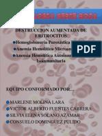 Hematologia Serie Roja Anemias