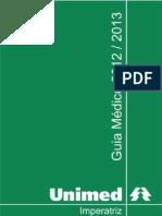 Guia Medico 2012-2013 Novo