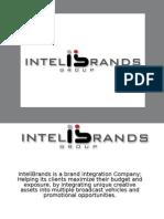 Intelibrands Group - Brand Integration Company