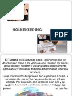 Introducción  a housekeeping