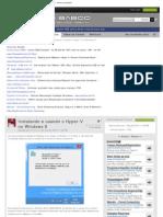 Instalando e Usando o Hyper-V No Windows 8 - Windows 8 - Tutoriais - Forum Do BABOO