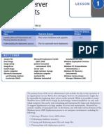 Windows Server 2008 Administrator 70-646