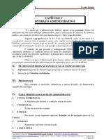 CAPITULO v Contratos Administrativos