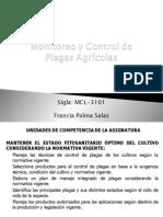 Clase 1- Monitoreo y Control Plagas