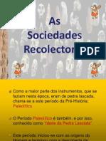 1-Sociedades Recoletoras-Paleolítico