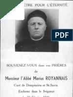 Cure Royannais Memento