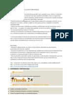 Ventajas y Desventajas de La Plataforma Moodle