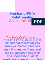 Husband Wife Relations