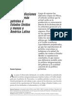 Las contradicciones de Pdvsa, Ramón Espinosa, 2006