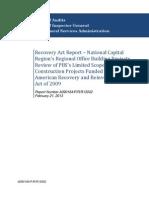 GSA IG's report