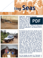 Parting Seas Newsletter 2 - April 2013