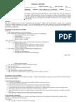 measurement centres - unit plan